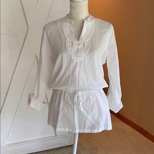 Calvin Klein Short Sleeve Tunic